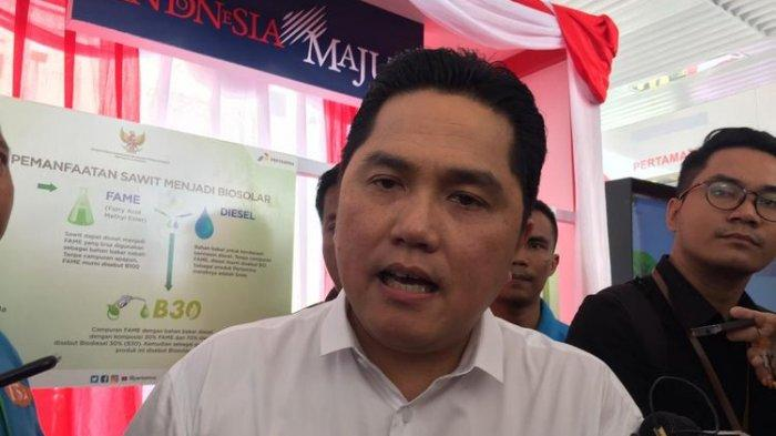 Empat Pelindo Dimerger, Begini Tanggapan dan Harapan Menteri BUMN Erick Tohir