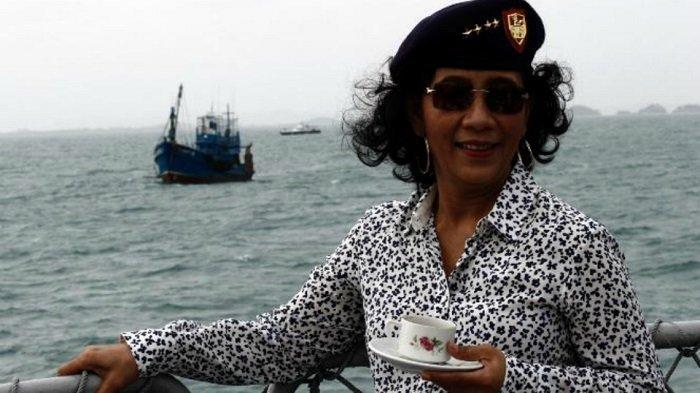 Reaksi Keras Susi Pudjiastuti soal Penyiksaan ABK Indonesia di Kapal Nelayan China