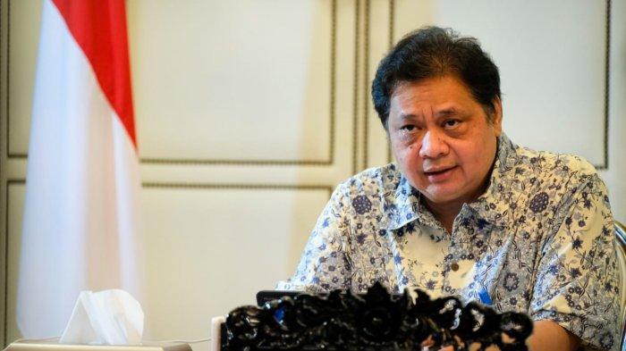 Airlangga Apresiasi Dukungan OJK dan Perbankan Terhadap Akses Pembiayaan bagi UMKM
