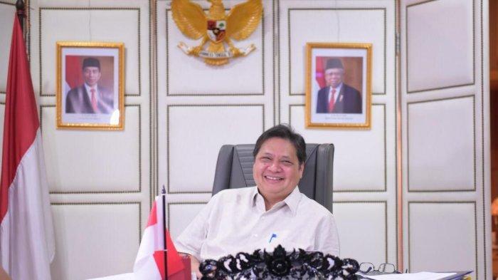 Airlangga: Nilai Ekspor Indonesia Catat Rekor Tertinggi Sepanjang Sejarah