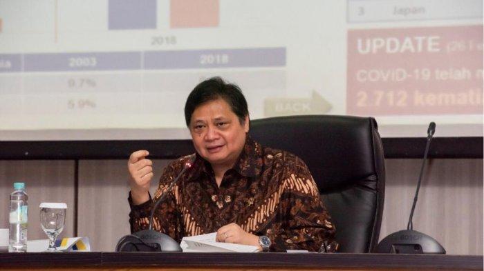 Airlangga Hartarto: Pemerintah Indonesia Hentikan Sementara Pemberian Visa WNA dari India