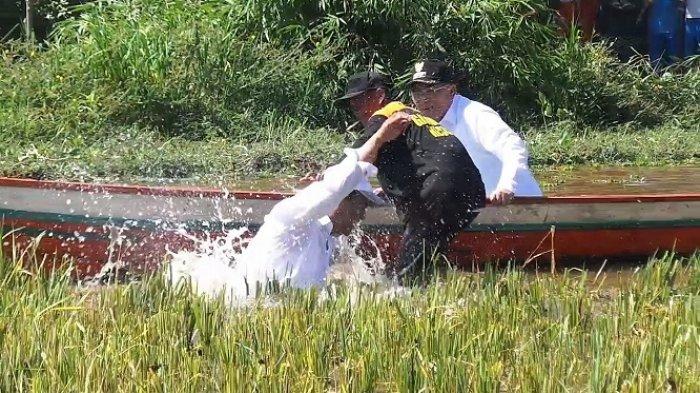 Pemprov Kembangkan Padi Khusus untuk Kawasan Rawan Banjir
