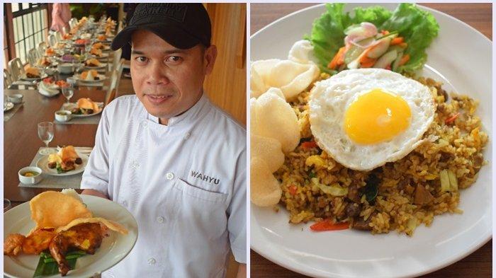 Yuk Nikmati Maknyusnya Menu Nusantara di Rustic Bistro, Ada Nasi Goreng Hati  Karya Chef Wahyu