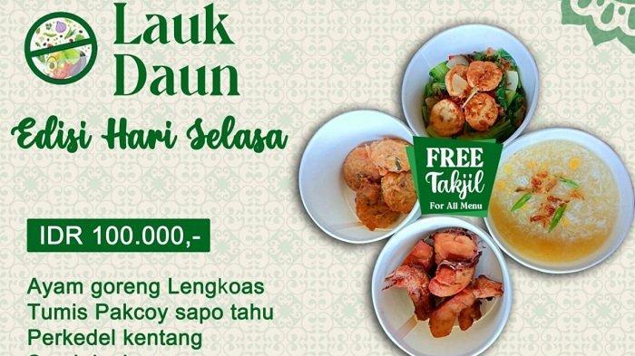 Kuliner Kalsel : Edisi Lauk Daun Berbuka Puasa Ala Montana Banjarbaru
