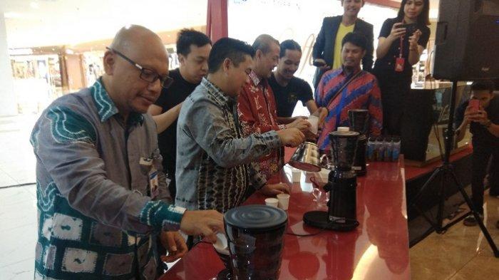 Coffe Festival Mendorong Potensi Kopi di Kalimantan Selatan, Sekaligus Perkenalkan Kopi Lokal