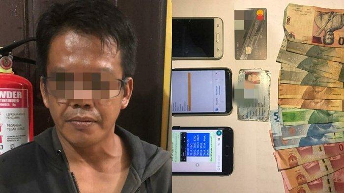 Jalani Bisnis Judi Togel, Pria Tanjung Ini Ditangkap di Kediaman