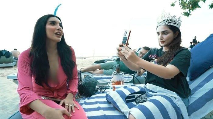 Ashanty Pernah Ngebet Jadi Miss Universe, Anang Soroti Mahkota Millen Cyrus