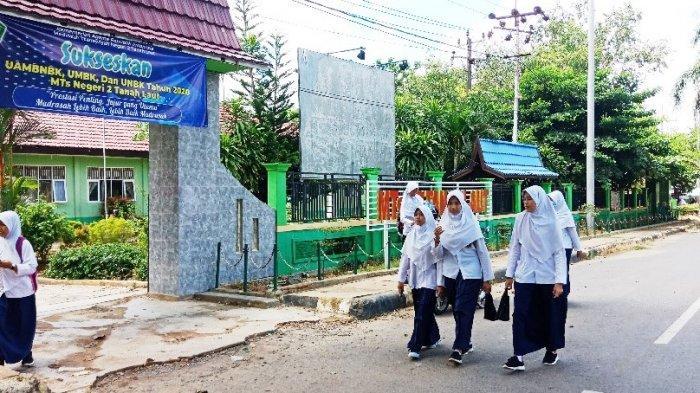 Kalsel Tanggap Darurat Penyebaran Virus Corona, Sekolah di Tanahlaut Diliburkan 13 Hari