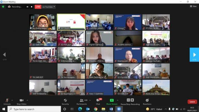 Peduli Karhutla, Minamas Plantation Bekali 750 Guru dan Kepsek Melalui Seminar Lingkungan Hidup