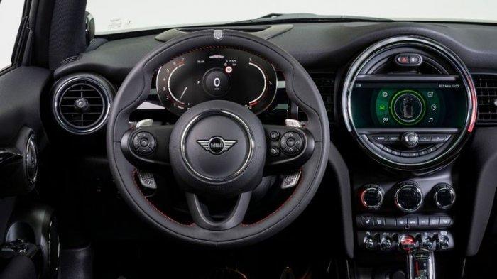 Mini John Cooper Works GP Inspired Edition meluncur di IIMS 2021