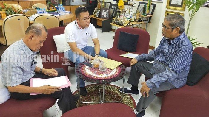 Ikatan Keluarga Alumni Universitas Lambung Mangkurat akan Tapak Tilas Gugurnya Pahlawan Ampera