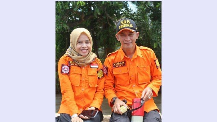 Satu-satunya Relawan Perempuan Pemegang Sertifikat Vertikal Rescue, Misly Selalu Ada Saat Pencarian