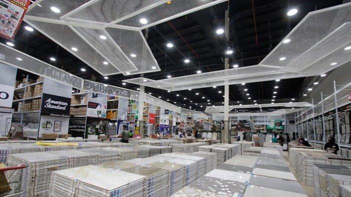 Grand Opening Mitra10, Nikmati Harga Spesial di Supermarket  Bahan Bangunan Terbesar di Kalsel