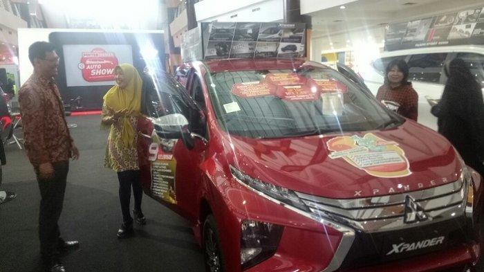 Gelar Mitsubishi Motors Autoshow, Mitsubishi Motors Suguhkan Promo DP Murah Bunga Nol Persen