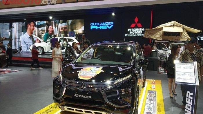 Daftar 10 Mobil Terlaris Mei 2021, Toyota Avanza Kuntit Mitsubishi Xpander