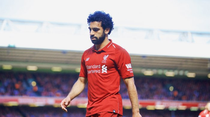 Kemarahan Mo Salah di Sesi Latihan Liverpool Jelang Liga Inggris, Ulah Joel Matip Penyebabnya