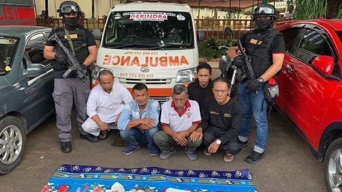 Ini Pengakuan Sopir Ambulans Berlogo Gerindra Saat Kerusuhan 22 Mei, Yayan : Saya Hanya Disuruh DPC