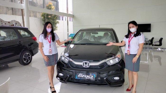 Imbas Kebijakan PPNBM Tahap 1, Brio RS dan HRV Paling Laris Terjual di Honda Trio Banjarbaru
