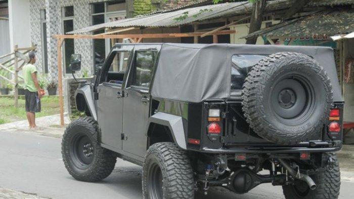 Keren! Pakai Uang Sendiri, Bupati Jember Beli Mobil Pindad Rp600 Juta: Murah dari Land Cruiser Bekas