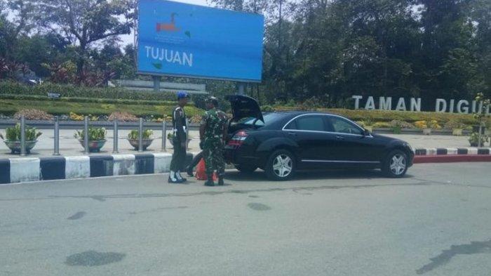 Jokowi Tanggapi Santai Mobil Dinasnya Mogok Saat ke Pontianak, ''Sudah Lebih dari 10 Kali Mogok''