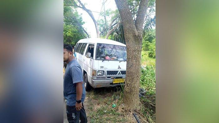 Warga Kabupaten Hulu Sungai Utara Alami Kecelakaan Maut di Binderang Tapin