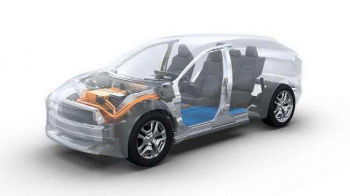 Toyota Siapkan Mobil Listrik SUV, Ini Bocoran mobil listrik Teranyar
