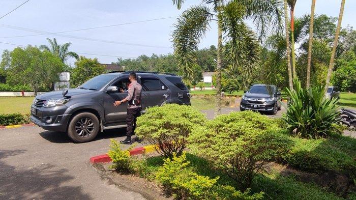 Hari Ketiga Aktivitas KPK di Tabalong, Sejumlah Saksi Terkait Kasus OTT KPK di HSU Kembali Diperiksa