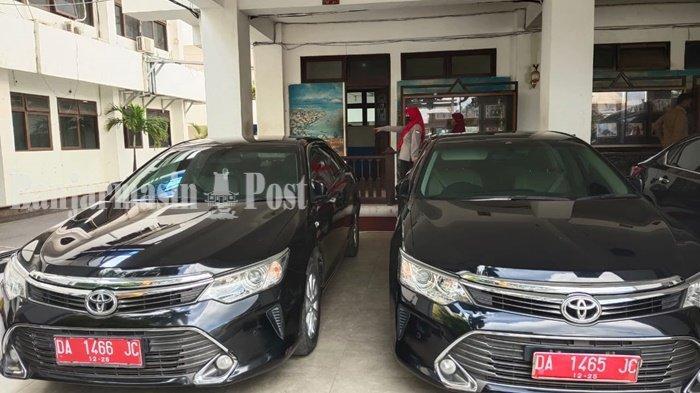DPRD Kota Banjarmasin Usulkan 4 Mobil Dinas Baru untuk Pimpinan