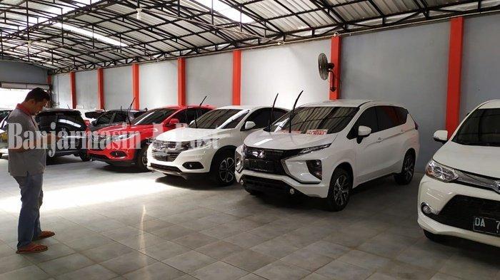 Efek Insentif PPnBM, Mobil Baru Laris, Mobil Bekas di Banjarmasin Lesu