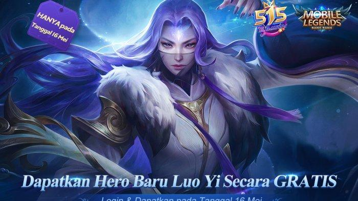 Mobile Legends Hero, Luo Yi