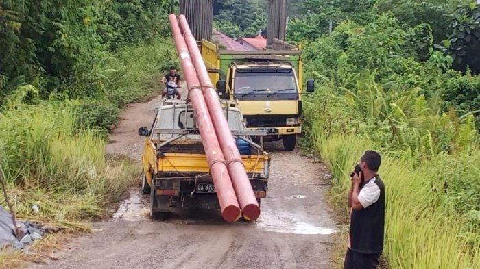 Tujuh Desa di Kecamatan Lahei Kalteng Akhirnya Dialiri Listrik
