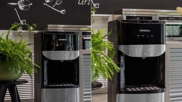 Selalu Mengutamakan Kesehatan, MODENA Luncurkan Water Dispenser DD 67 SUV