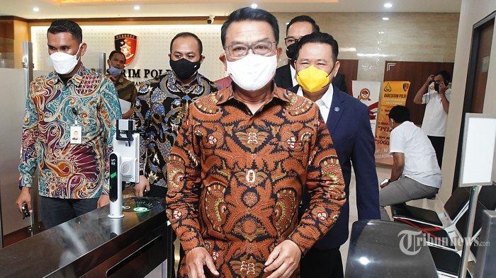 Moeldoko Mengaku Dicecar 20 Pertanyaan, Kasus Dugaan Pencemaran Nama Baik oleh Peneliti ICW