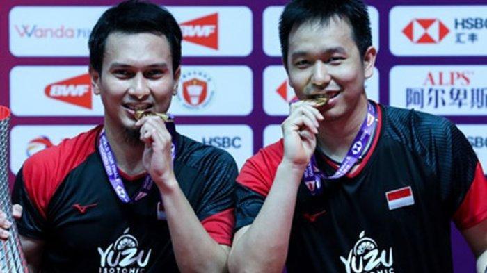 Jadwal Malaysia Open 2021 Terbaru, Indonesia Kirim Pebulutangkis Terbaik Termasuk Marcus/Kevin