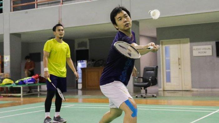Badminton Olimpiade Tokyo 2021 : Kata Ahsan/Hendra soal Lawan-lawannya yang Dinilai Berat