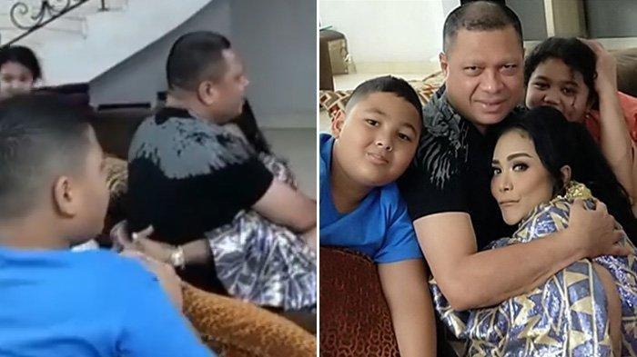 Pulang ke Rumah Krisdayanti, Aksi Raul Lemos Disambut Pelukan Picu Komentar Iis Dahlia Hingga Inul