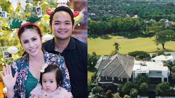 Penampakan Istana Megah Momo Geisha, Jadi Sorotan Imbas Dinikahi Nicola Reza Samudra