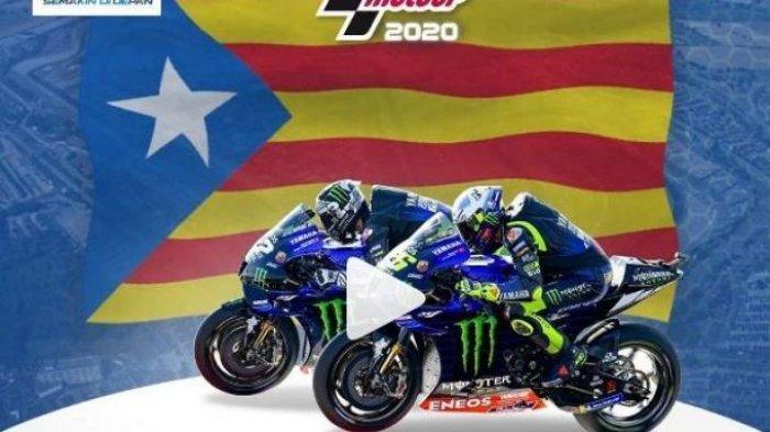 LIVE Trans7! Live Streaming MotoGP Catalunya 2020, Race MotoGP 2020 Link TV Online Trans 7