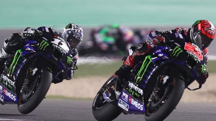 Jadwal Siaran Langsung MotoGP Styria 2021, Race Live Streaming Trans 7, Fox Sports & Usee TV
