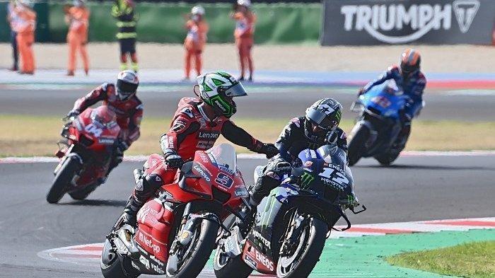 JADWAL Live Streaming Trans7 MotoGP Catalunya 2020, Valentino Rossi Masih Bidik Gelar Dunia