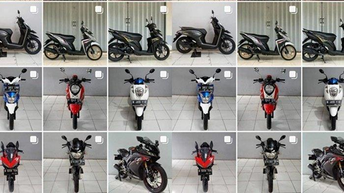 Kendaraan Matic Paling Diminati di Pasar Penjualan Motor Second di Tapin dan Banjarbaru