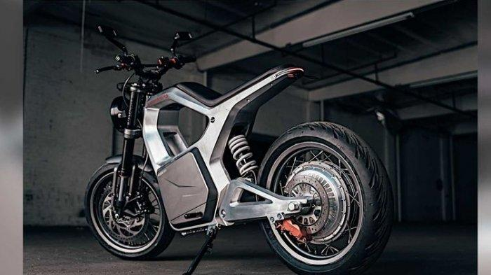 Sondors Metacycle, Motor Listrik Super Ringan dari Aluminium, Segini Harga dan Kekuatannya