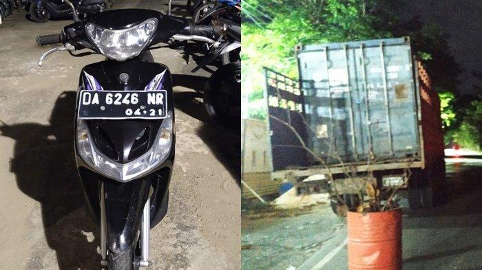 Kecelakaan Lalulintas di Kalsel : Tabrak Bak Truk Hino di Banjarbaru, Pengendara Motor Ini Tewas