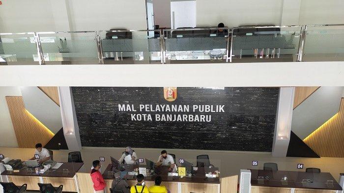 Tiga Staf PMPTSP Terpapar Covid-19, Mal Pelayanan Publik Banjarbaru di Tutup