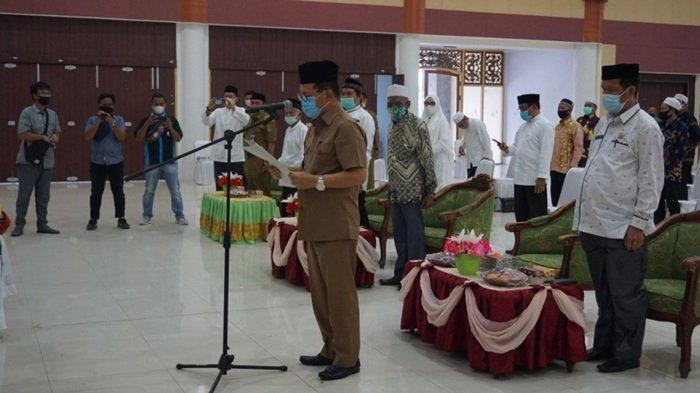 MTQ di Kabupaten Tapin, Bupati Tapin Membuka Gelaran MTQ XXXIII Tingkat Kabupaten Tapin