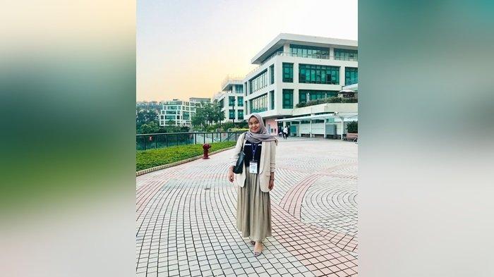 Gadis Asal Amuntai HSU Ini Dulunya Sering Dibully, Sekarang Go Internasional Keliling 15 Negara