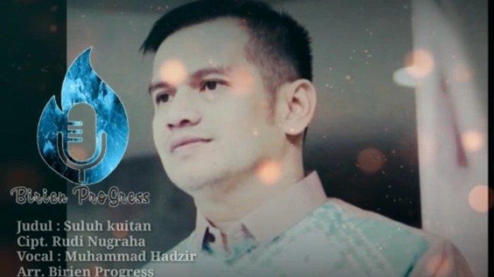 Hazir Keluarkan Single Lagu Suluh Kuitan, Rekaman Vokal di Banjarmasin