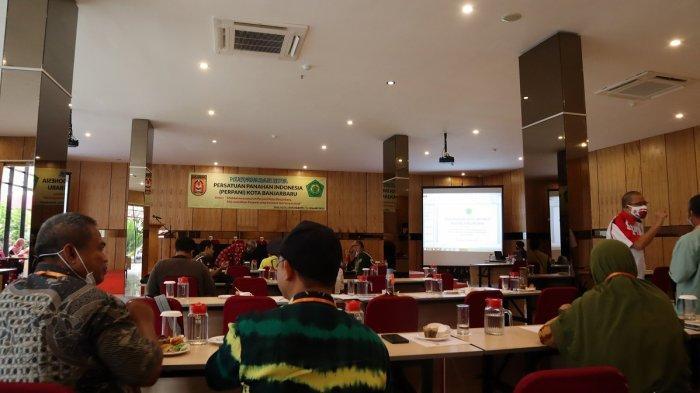 Ketua Perpani Banjarbaru Periode 2021-2025 Siapkan Program Pembinaan Atlet, Organisasi dan Klub