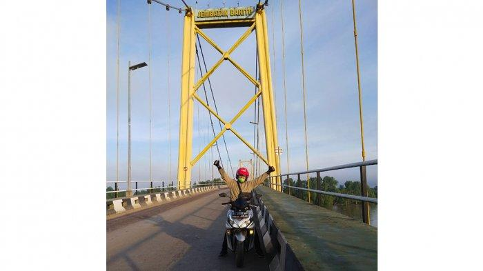 Touring Ribuan Kilometer, ini Cerita Menarik Para Pemenang Maxi Yamaha Virtual Touring 2021