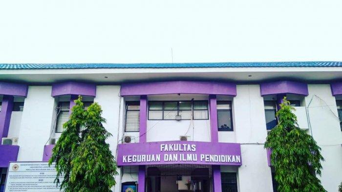 FKIP ULM Banjarmasin Lockdown Gara-gara Covid-19, Senin Depan Dibuka Lagi